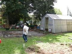 Greenhouse Work Crew