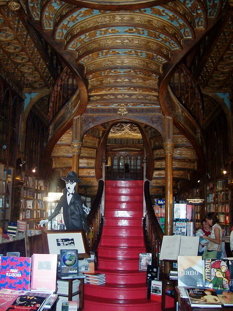 Librería Lello E Irmao The World S Best Photos Of Librería And Portugal Flickr