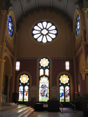 Sacred Heart church, Augusta GA