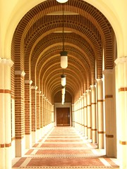 Orange Arches by slight clutter