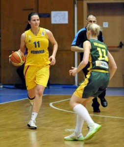 Baschet: Dora Ardelean a semnat cu Olimpia CSU Brașov