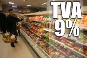 De astăzi ar trebuie să avem TVA de 9% la alimente. Facem lista magazinelor unde nu a scăzut prețul?