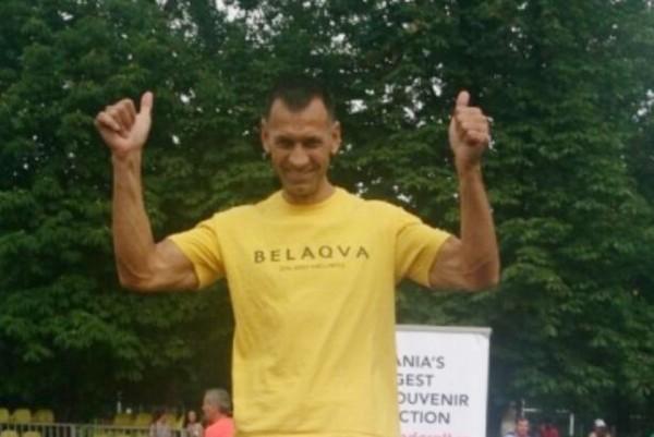 Nicolae Brânzoi, din nou cel mai bun atlet între oamenii legii