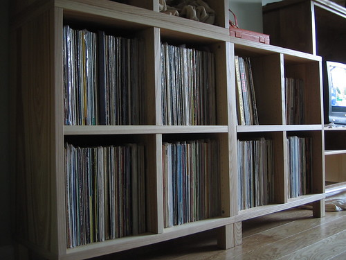 Ikea Expedit Nz Storing Vinyl : Mess+noise
