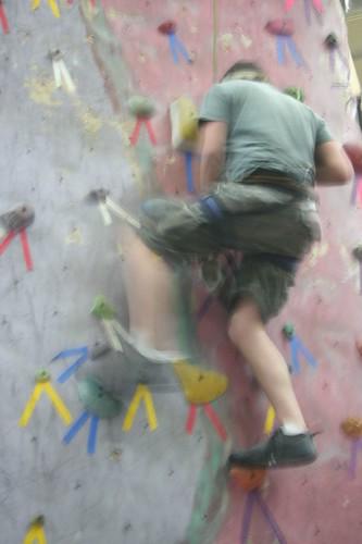 climbing swirly