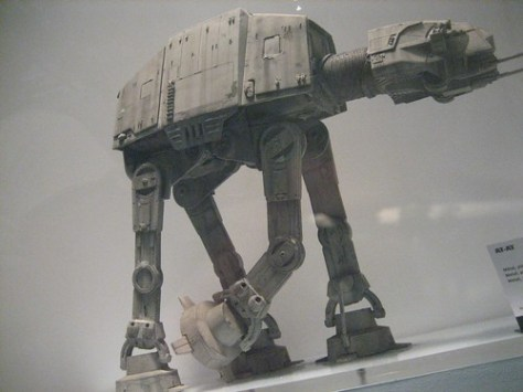 AT-AT miniature