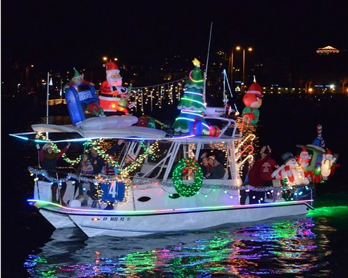"SAN DIEGO CA USA - ""San Diego Bay Parade of Light""  Dec. 13 and 20 Sunday - 5:30pm - More than 80 vessels will be illuminating San Diego Bay. Approx 2 hours. • <a style=""font-size:0.8em;"" href=""http://www.flickr.com/photos/134158884@N03/23728693921/"" target=""_blank"">View on Flickr</a>"