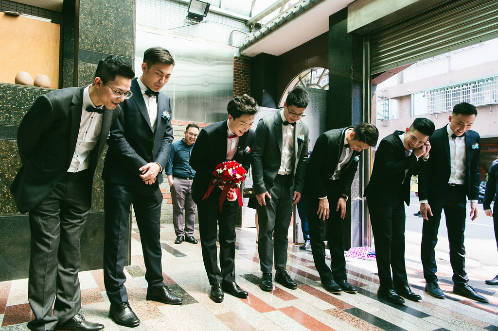 """""""台北推薦台中婚攝,JOE愛攝影,龍鳳褂,TheLin,戶外證婚"""