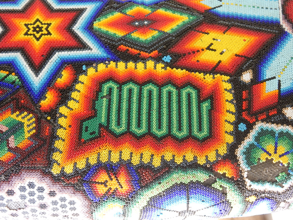 Arte Huichol Mexico The World S Newest Photos Of Huichol And México Flickr Hive Mind