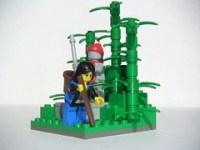LEGO Jizou | お地蔵様