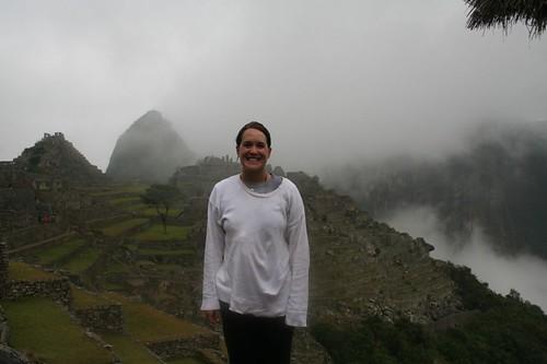 Kelli, Machu Picchu