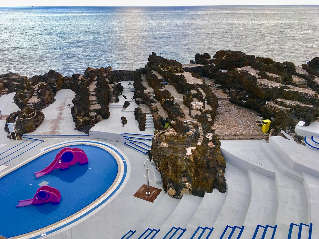 Naturschwimmbecken Madeira The World S Most Recently Posted Photos Of Madeira And Pool