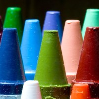 Living Naturally :: Crayola: Color Your Laundry (Removing Melted Crayon From Your Laundry or Dryer)