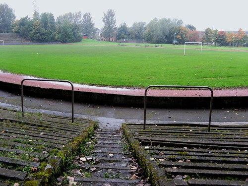 Cathkin Park field