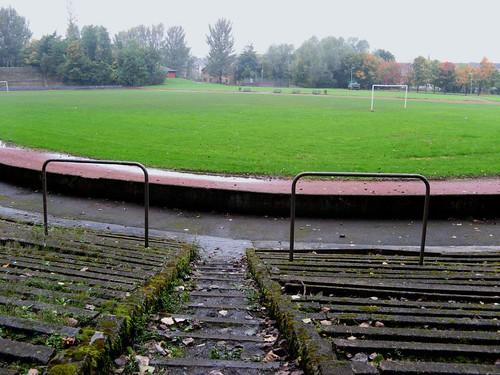 Cathkin Park field