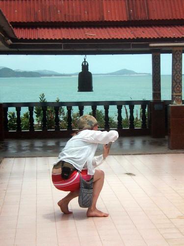 Gemma @ Big Buddha, Thailand