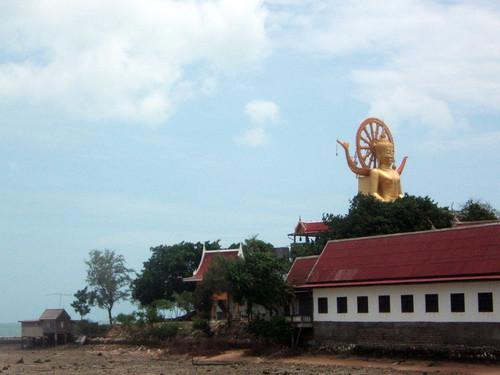 Buddha @ Big Buddha, Thailand