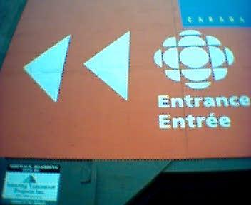 CBC under construction