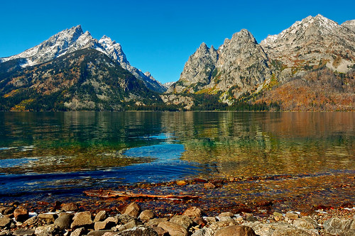 Fall Computer Screen Wallpaper Cascade Canyon From Jenny Lake Please View Cascade