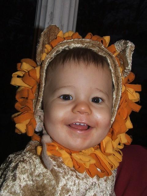 Little Lion Man Costume