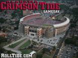 Alabama Crimson Tide Bryant Denny Stadium
