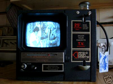 Ebay Watch Coin Operated Tv From The 6039s Techeblog