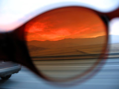 Seeing the world through rose-colored glasses