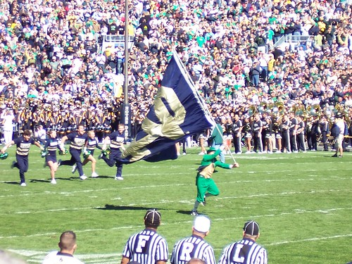 Here Come the Irish