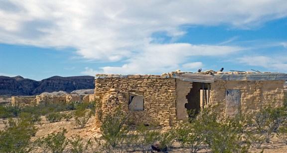 terlingua houses