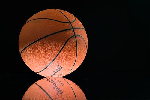Black White Square Wallpaper Strobist Basketball Group Assignment 2007 03 28 Ball On