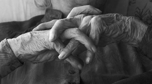 hands B&W