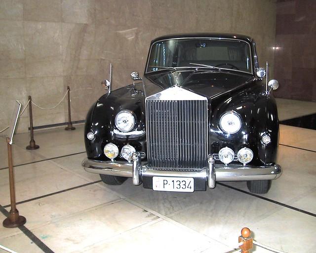 Tito's Rolls Royce