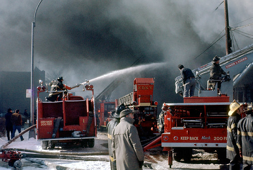 Frigid Firefighting