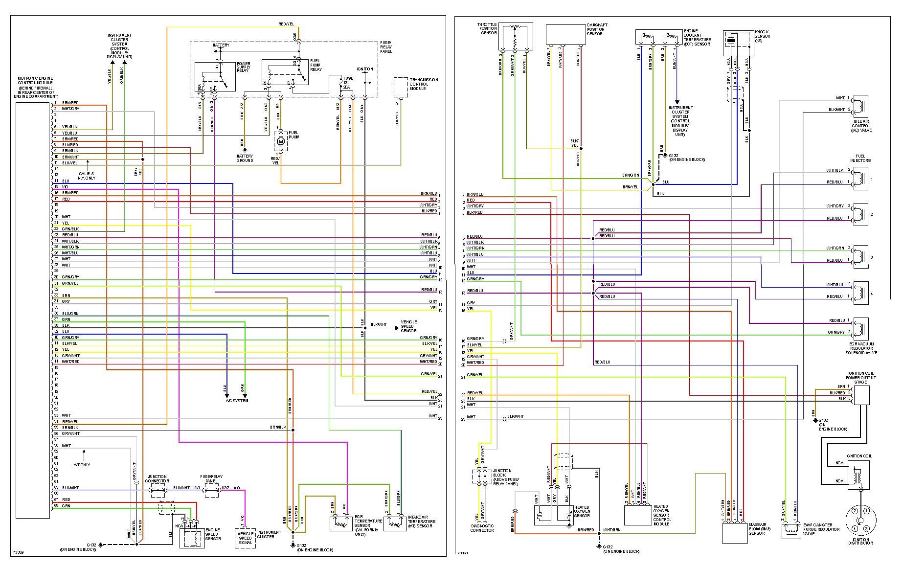 2005 chrysler pacifica engine diagram