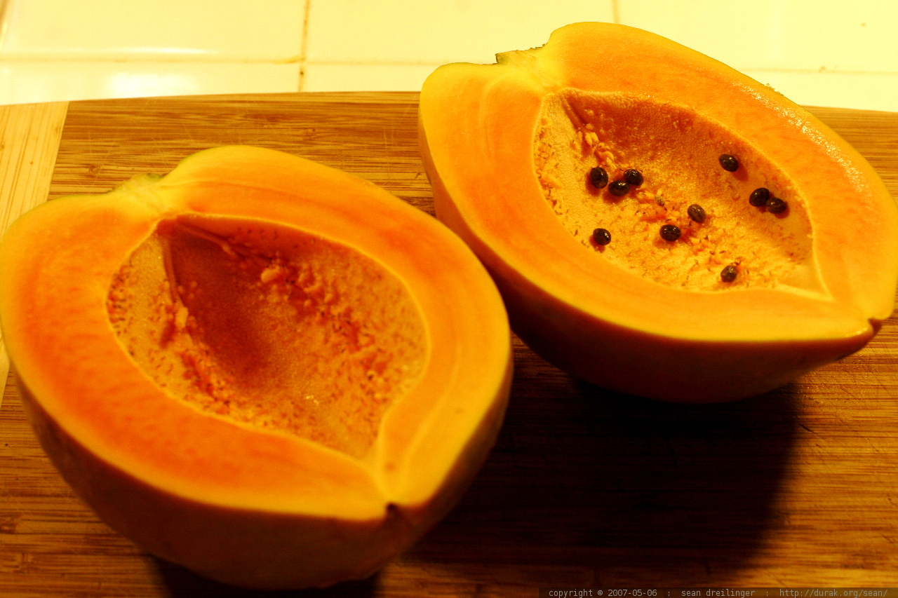 Image De Dressing Photo: Seedless Papaya? Mg 5225 - By Seandreilinger