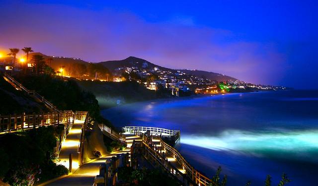 Little Girl Desktop Wallpaper Laguna Beach At Night 7671 Flickr Photo Sharing