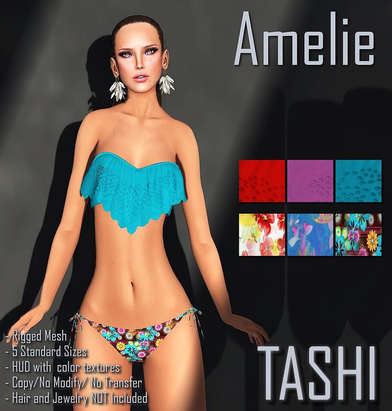 TASHI Amelie