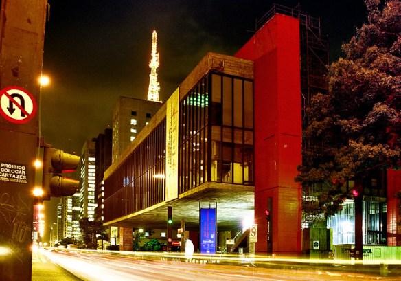 masp - museu de arte de sao paulo