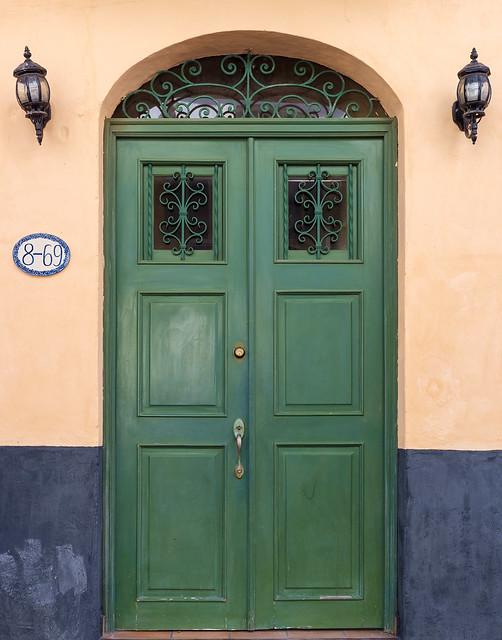 Doors in Casco Viejo