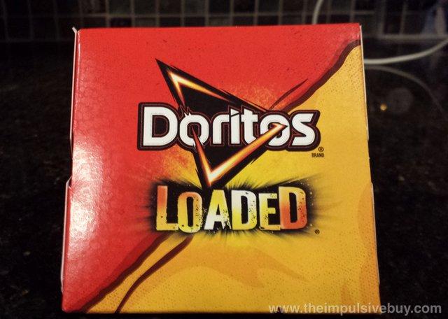 Burger King Doritos Loaded