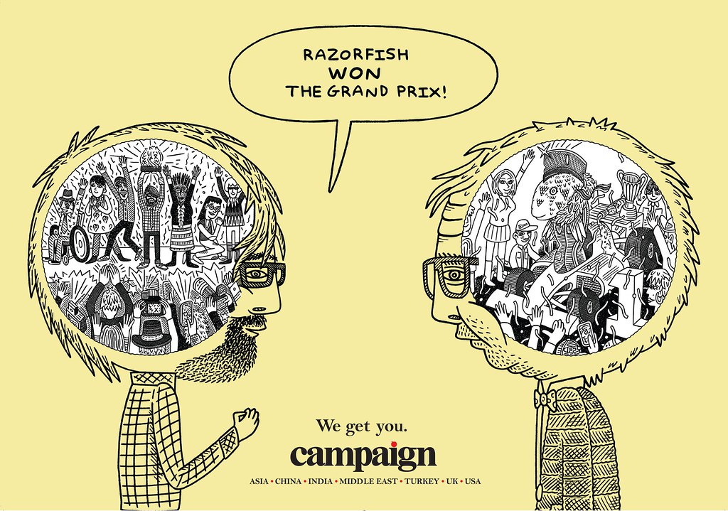 Campaign - We get you 1