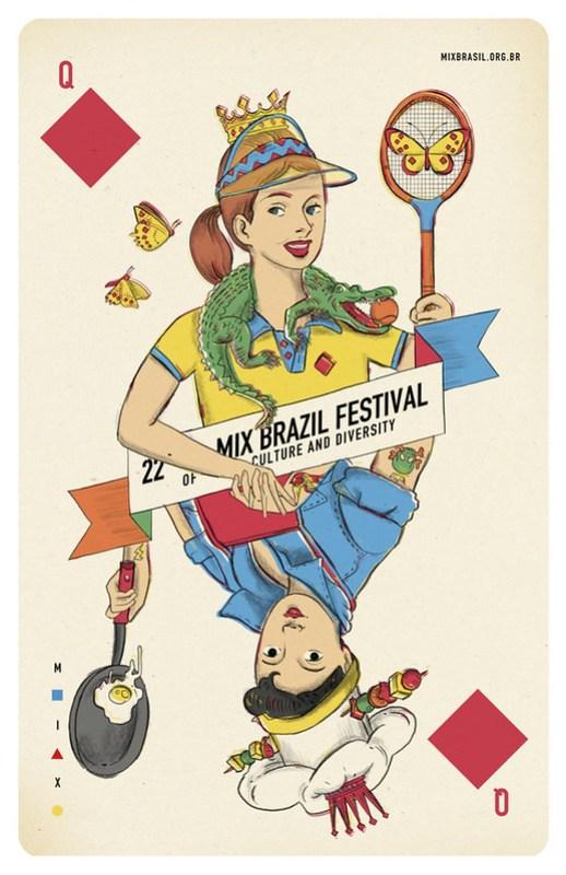Mix Brasil Festival - Double 0