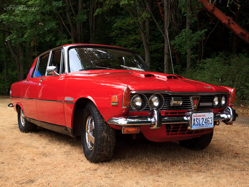 Rover P6 Abfm 2015 Rover P6 3500 S You Would Be Hard Pressed To Fi Flickr