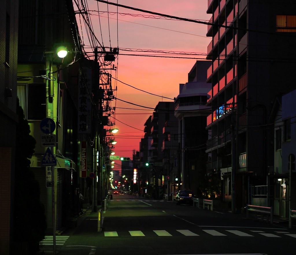 錦糸町付近