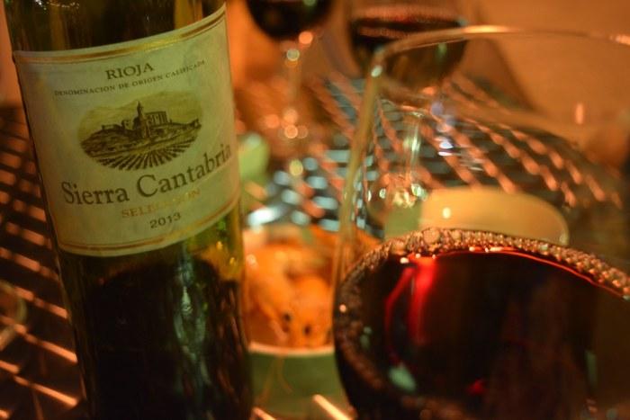 Rioja wine