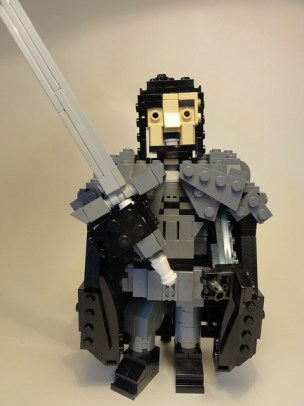 LEGO Jon Snow