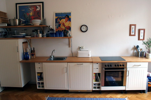 Ikea Küchen Stat For Sale: Ikea Faktum Stat Weiss Kitchen | Flickr - Photo