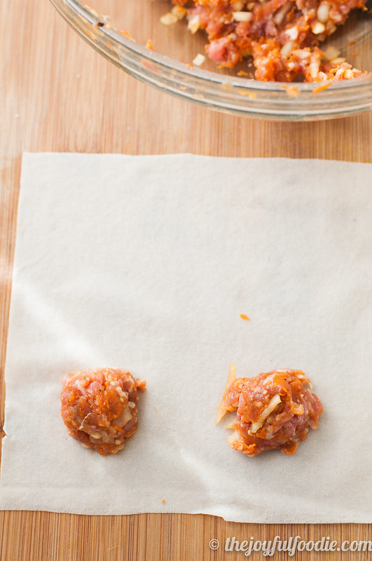 Easy baked lumpia recipe