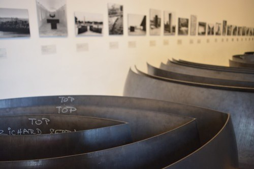 Richard Serra - The Matter of Time - Study Room