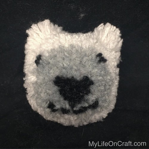 Animal Pom Pom Ornament